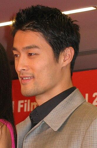 The Rebel (2007 film) - Image: Johnny Nguyen 22072007 BKKIFF