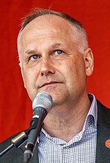 Jonas Sjöstedt Swedish politician