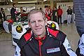 Jorg Bergmeister Driver of Porsche AG Team Manthey's Porsche 911 RSR (8669050496).jpg