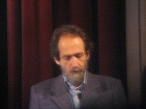 Jorge E. Hirsch - Professor Jorge E. Hirsch giving a talk