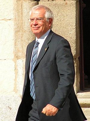 Borrell Fontelles, José (1947-)