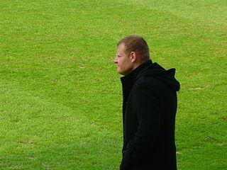 Josep Gombau Spanish football manager