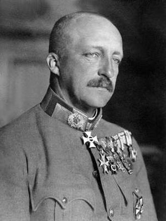 Archduke Joseph August of Austria - Image: Joseph August of Austria (1872 1962) in 1917