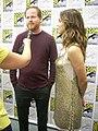 Joss Whedon, Eliza Dushku (3754379594).jpg