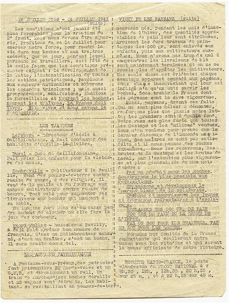 File:Journal départemental du Front national (Résistance). Seine-Inférieure. 25 juin 1943, p.2.pdf