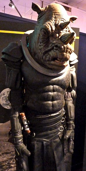 Smith and Jones (Doctor Who) - The Judoon, as they appear at the Doctor Who Experience