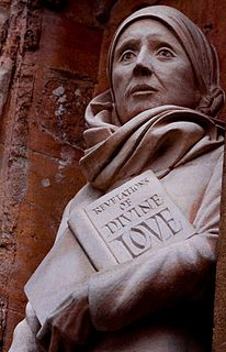 Julian of Norwich English theologian and anchoress