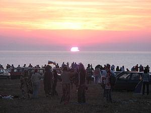 July Morning -  July Morning 2007 at Kamen Bryag with ex-Uriah Heep's John Lawton