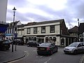 Junction of Swan and High Streets West Malling - geograph.org.uk - 1751921.jpg