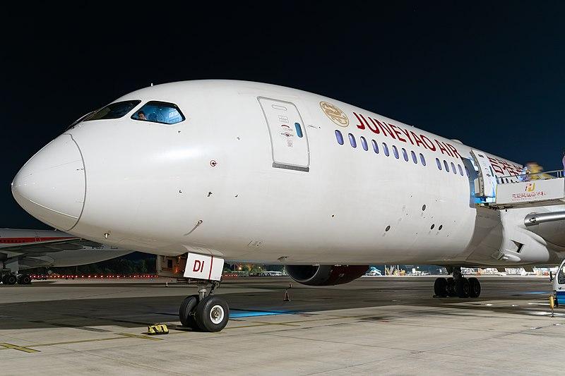 Sustainable Aviation — Juneyao Air
