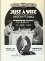 Just a Wife by Howard Hickman 2 Film Daily 1920.png