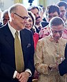 Justice Ruth Bader Ginsburg and her husband Martin D. Ginsburg in 2009.jpg