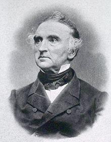 Justus von Liebig, ca. 1866 (Quelle: Wikimedia)