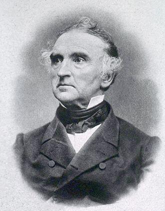 Justus von Liebig - Image: Justus von Liebig NIH