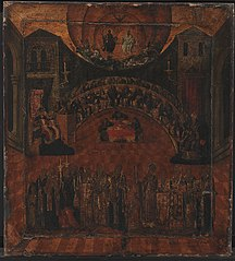 The Council of Nicaea A.D. 787