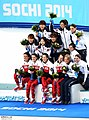 KOCIS Korea ShortTrack Ladies 3000m Gold Sochi 41 (12629493703).jpg
