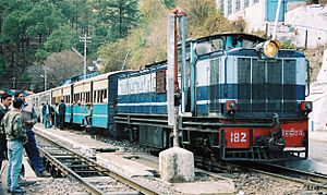 KSR Train at Barog 05-02-12 64.jpeg