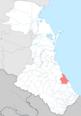 Kaiakentsky district locator map.png