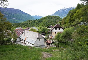 Kal–Koritnica - Image: Kal Koritnica 2