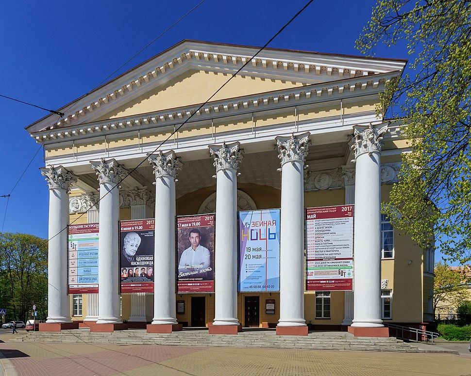 Kaliningrad 05-2017 img75 Drama Theatre