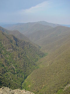 Kanangra-Boyd National Park Protected area in New South Wales, Australia
