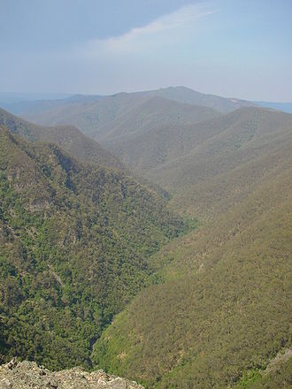 Kanangra-Boyd National Park - Kanangra Grand Gorge