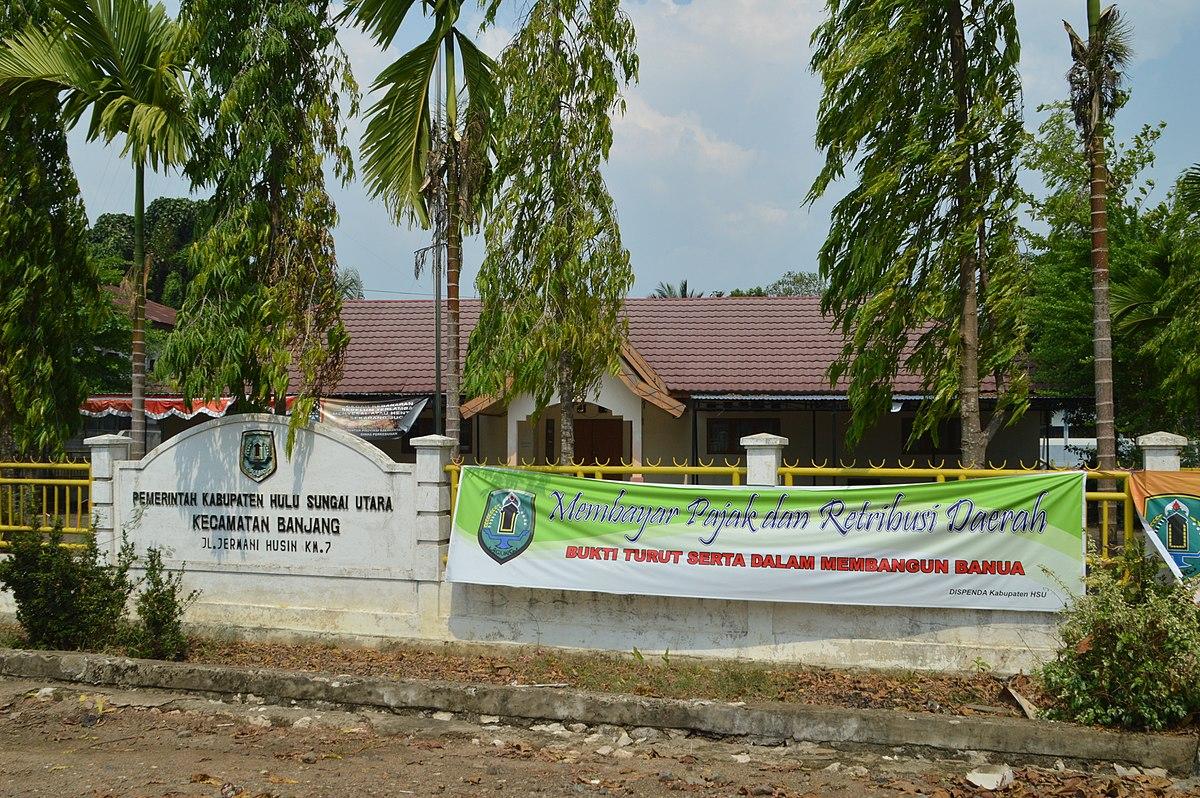 Banjang, Hulu Sungai Utara - Wikipedia bahasa Indonesia ...