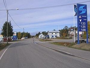 Karigasniemi - Image: Karigasniemi 2006