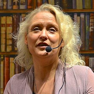 Karin Alvtegen Swedish author of crime fiction