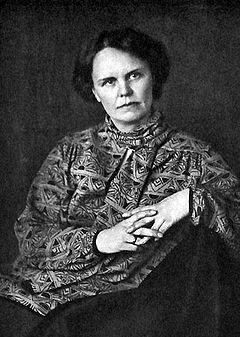 Karin Smirnoff i 1930'erne.