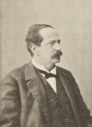 Karl Emil Franzos - Franzos in 1891