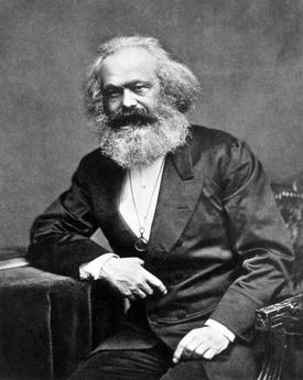 Галактика по имени Маркс