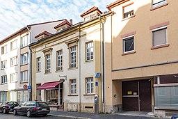 Karlstraße in Aschaffenburg