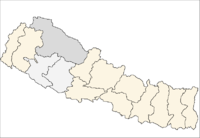 Karnali zone location.png