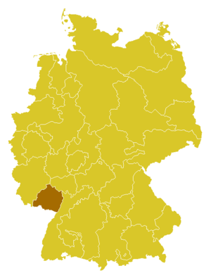 Roman Catholic Diocese of Speyer - Image: Karte Bistum Speyer