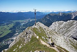 Karwendel - measuring station.jpg