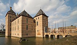 Castle of the Dukes of Brabant in Turnhout