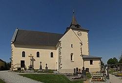 Kath. Pfarrkirche hl. Jakobus der Ältere und Friedhof in Echsenbach.jpg