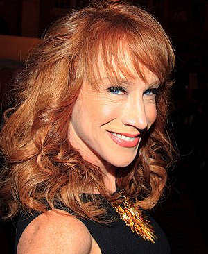 Fight Club (The X-Files) - Image: Kathy Griffin TIFF Sept 2011