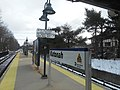 Katonah Metro-North; Platform signs facing south.jpg