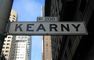 Kearny Street - Kearny Street.