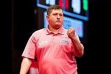 Keegan Brown 6-3 Simon Whitlock - Keegan Brown - 2019249203919 2019-09-06 PDC European Darts Matchplay - 0683 - B70I5700.jpg