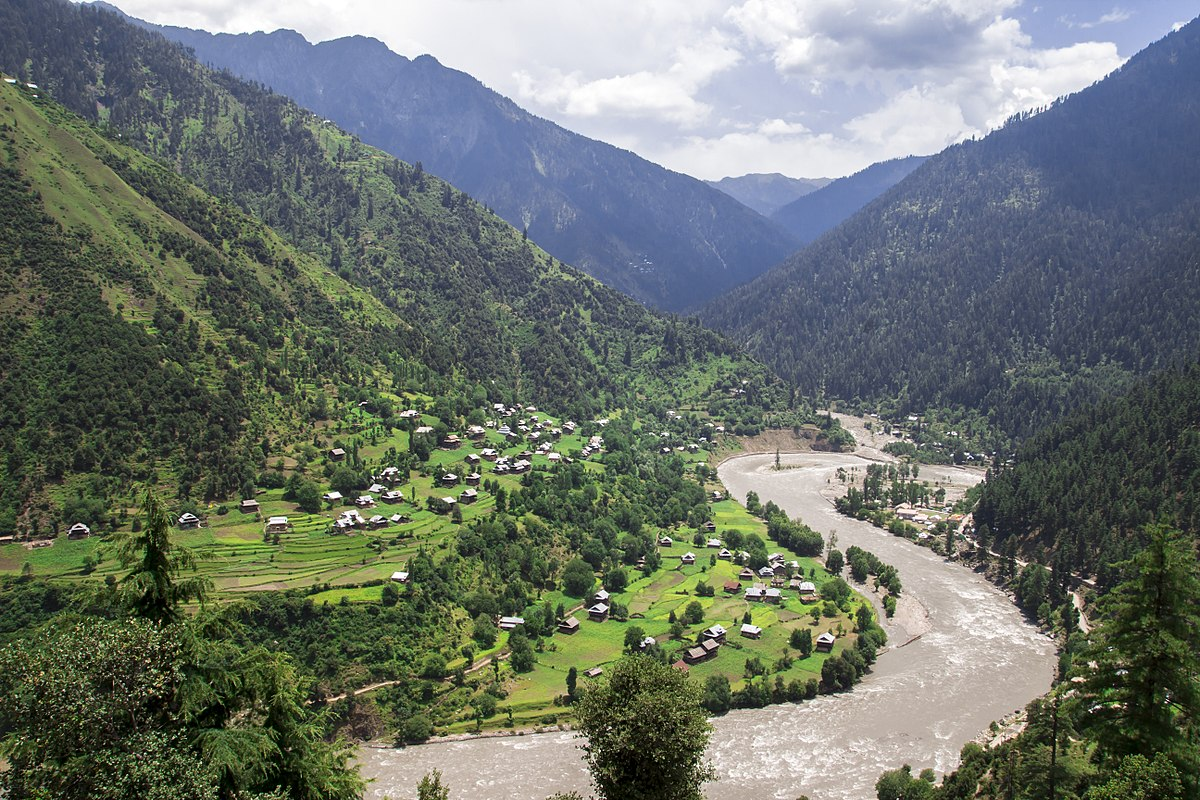 Image result for Keran Valley kupwara