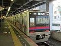 Keisei 3041 at Aoto Station.jpg