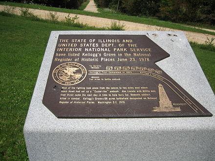 Abraham Lincoln In The Black Hawk War Wikiwand