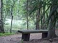 Kerava Bench by the swamp Ollilanlammen penkki V08 H4052.jpg