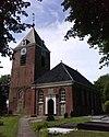foto van Hervormde kerk met vrijstaande toren