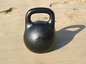 300px Kettlebell truebalance romeike Training Tool of the Day   The Kettlebell