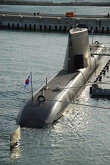Type 214 Submarine Wikipedia
