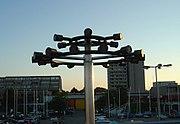 Kiel-Schilksee Olympisches Feuer